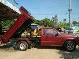 Aanhangwagen van de Stortplaats van het Acteren 12V gelijkstroom van de Eenheid van de Macht van de hydraulische Pomp de Enige 3 Kwart gallon met Ver