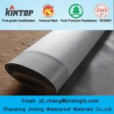 Поливиниловая мембрана хлорида (PVC) водоустойчивая