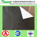 Black Anticorrosive Coating Punching Double Foil Woven