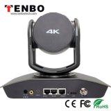 4K 30fps en 1080P 60fps 12X Optisch Gezoem de Camera van de Videoconferentie PTZ van de Output HD van Visca & van pelco-D/P HDMI/SDI/van Hdbaset /CVBS voor het VideoSysteem van het Confereren
