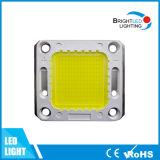 Chip di alto potere 150W Bridgelux LED con 3 anni