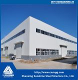 Casa personalizada do edifício de frame de aço da oficina da fábrica