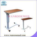 Table à lit pour usage hospitalier