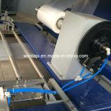 Baixo - máquina da película de embalagem do Shrink da película de cor da velocidade
