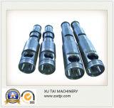 Los tornillos gemelos cónico para PVC/PE/PP Exstrusion