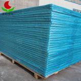 装飾的な材料のための低価格PVC版中国製
