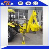 판매를위한 CE 및 SGS와 트랙터에서 Pto 3 점 굴착기 로더
