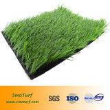 Relvado artificial da grama (fio da forma do diamante) para o futebol, futebol, campos de esportes