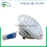 Lampe télécommandée 30W SMD5050 RGBW DEL de Controleld PAR56 DEL