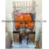蛇口が付いている自動商業オレンジジュースの抽出器