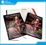 Stampa su ordinazione Colourful poco costosa del libro di Hardcover