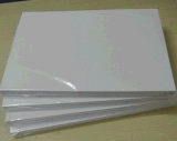 Литые покрытием/мелованная бумага (HIGH GLOSS) для печати