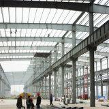 Un fuerte bastidor estructural de acero de gran Span Taller