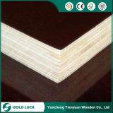 Madera contrachapada Shuttering de la madera contrachapada del encofrado de la tarjeta de madera impermeable de la construcción