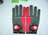 Sicherheit Handschuh-Arbeiten punktiertes Handschuh-KURBELGEHÄUSE-BELÜFTUNG Handschuh-Bearbeiten Handschuh-Industrielles Handschuh-Gewicht anhebenden Handschuh
