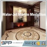 Decorazione di marmo bianca Polished naturale/del granito della pietra TV della priorità bassa della parete