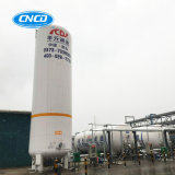 10m3化学工業の低温液化ガスの貯蔵タンク