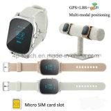 WiFi adulto/Kg/GPS Tracker ver por la seguridad personal con sos T58