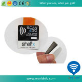 Tag do Anti-Metal RFID de ISO14443A 13.56MHz Ntag213 NFC