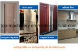 Membrana termal del laminador de la Vacío-Compresión en el MDF para los muebles y la puerta