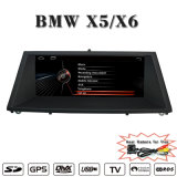 "Anti-Glare 8.8 "" игрока DVD OBD автомобиля экрана касания BMW X6 BMW X5 Carplay Android7.1for DAB+2+16g"