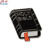 Kundenspezifisches Bibel-Form-Abzeichen für Verkauf