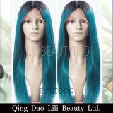 Natural Straight кружева передней человеческого волоса парики с ребенком бразильский волос волосы до Plucked фронтальной Wig мед Королева Реми красный/желтый/613/фиолетовый