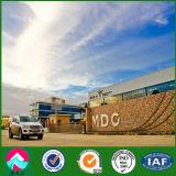 Estrutura de aço de elevado supermercado em Angola