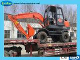 Machine de construction Pelle hydraulique sur chenilles 7,5 tonne pour la vente