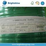 Tres capas de los CB CFB del papel sin carbono de los CF