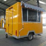 Дешевые огромные окна Elctric продовольственной грузовики мобильных продуктов питания прицепа