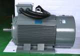 Motores assíncronos 15kw H160 Motor elétrico de indução elétrica de fase leve de 3 fases para compressores 90kw