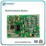 Seis-Parâmetro em um módulo do monitor paciente