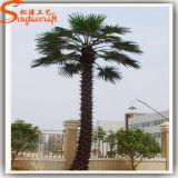 庭の装飾の人工的なヤシの木