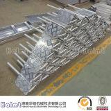 Structure en aluminium spécial pour l'aviation