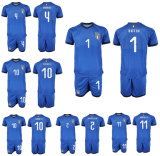 2019 L'Italie maillots de football Insigne Verratti maison loin maillot de football Shirts