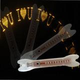 Piccoli nuovi monili elettronici chiari elettronici esotici creativi dell'oscillazione LED LED dei bastoni dell'ombra dei giocattoli LED lampeggiante dei regali DIY piccoli