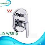 Jd-Ws510 Alavanca Única Torneira de Desvio Desvio Mixer com chuveiro confinado