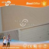Placoplâtre normal de gypse des prix concurrentiels 12mm pour la partition de mur