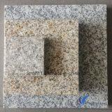 G603/G654/G664/Rustyの黄色く白い灰色の黒く自然な花こう岩か大理石のタイル