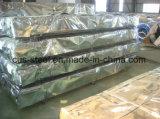 가득 차있는 단단한 HDG 금속 기와 또는 주름을 잡은 직류 전기를 통한 강철 지붕 장