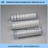 Guardanapos mágicos de tubo / limpa comprimida / tecido mágico de moedas ecológicos