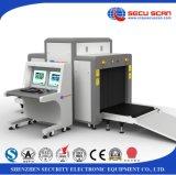 Met De machine van de Röntgenstraal van de Scanner AT100100 van de Bagage van de ce&iso- certificaatRöntgenstraal voor bagageveiligheidscontrole