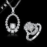 De recentste ModeldieJuwelen van CZ Gemestone van de Juwelen van de Manier voor Vrouwen worden geplaatst
