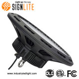 150W LED UFO-hohe Bucht mit ETL/FCC
