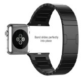 No Tools Stainless Steel Replacement Smart Watch Pulseira Band Link para Apple Watch
