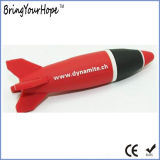Ракета ракетных форма памяти USB накопитель (XH-USB-156)