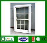 American Style Aluminum Single Hung Window com design de churrasqueira