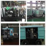 Compresor de aire portable montado acoplado de alta presión del tornillo de Kaishan LGCY-9/14