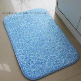 フランネルの印刷の高品質の床のマット